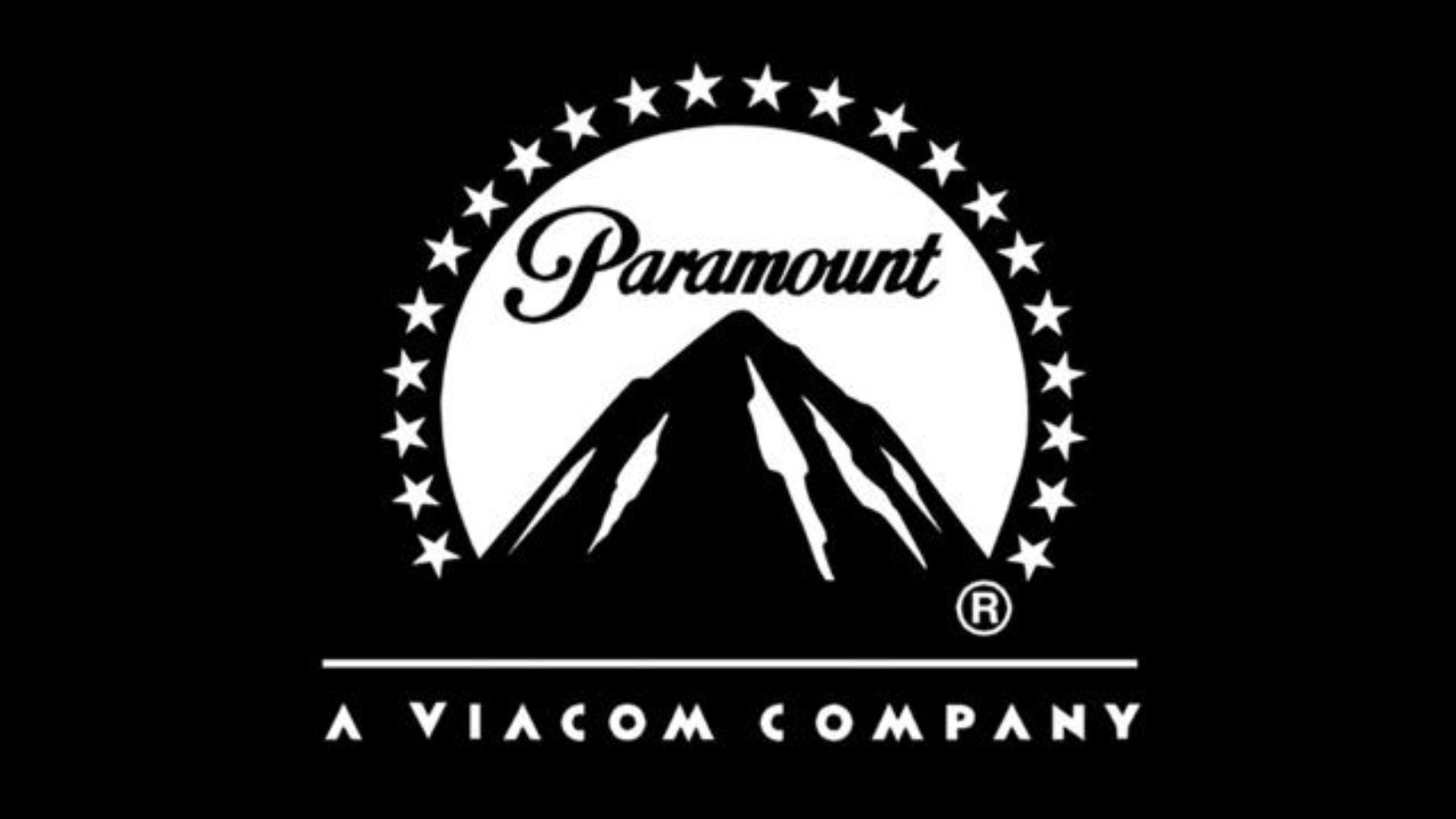 paramount logo black and white - photo #1